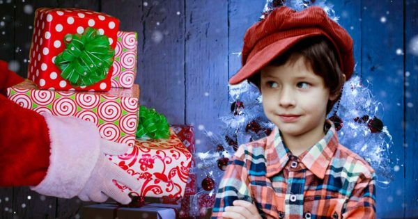 kids still believe in santa