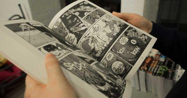 comics help kids read