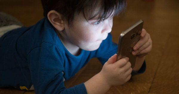 screen addiction in kids